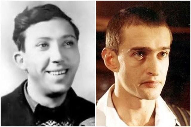 Внешность советских и наших актеров, когда им было по 30 лет (7 фото)