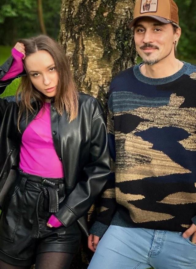 Дима Билан показал сестру, которая хочет пойти по стопам брата (15 фото)