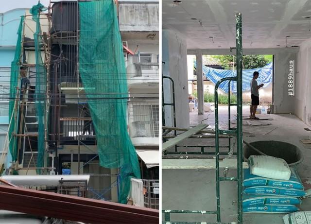 Впечатляющая реконструкция старого здания в Таиланде (26 фото)