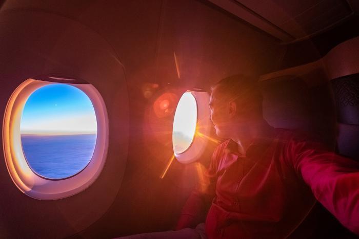 Чем мы дышим в самолете? (8 фото)