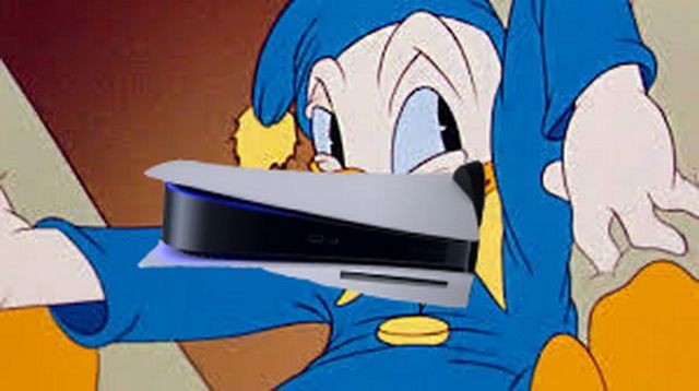 Реакция пользователей Сети на новую консоль PlayStation 5 (15 фото)