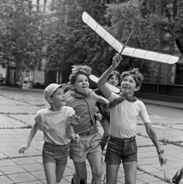 Ностальгия по советскому лету (30 фото)