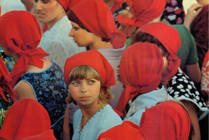 Тренды из СССР в наше время (11 фото)