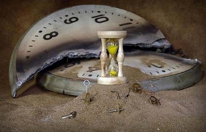 Любопытное о времени (5 фото)