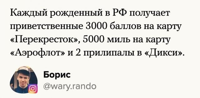 """""""Нормальные"""" поправки к Конституции (20 фото)"""