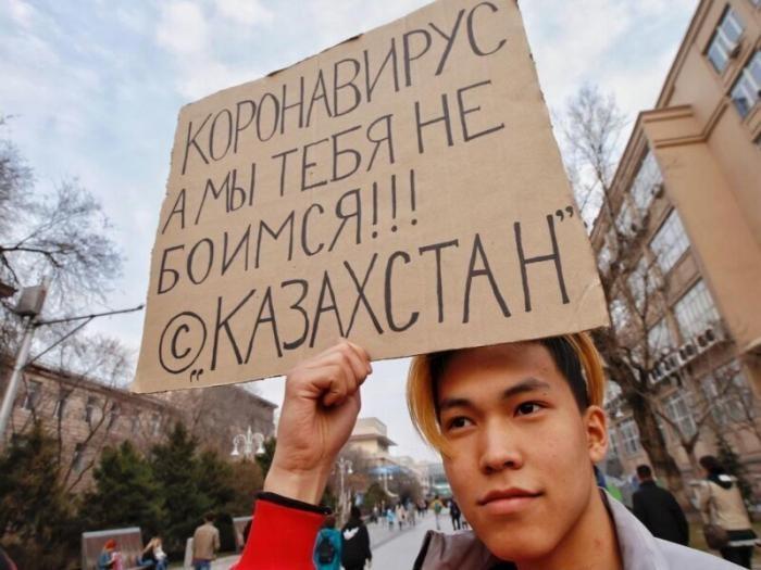 У Нурсултана Назарбаева найден коронавирус (6 фото)