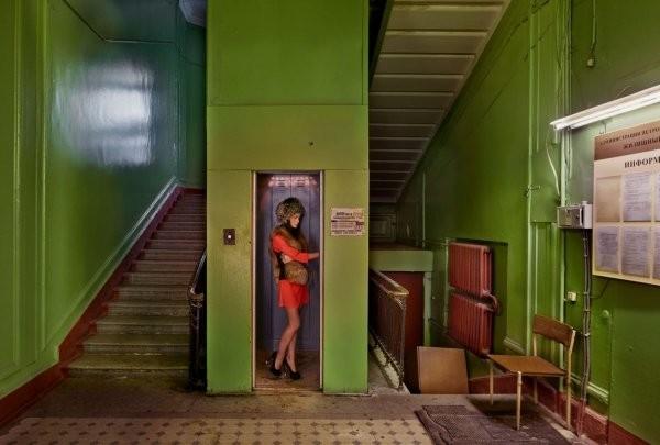 Немецкий фотограф Франк Герворт выпустил книгу со снимками (25 фото)