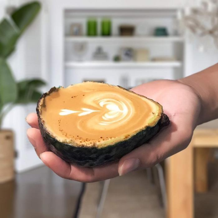 Необычные виды кофе (7 фото)