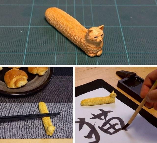 Вещи, которые могли придумать только в Японии (18 фото)