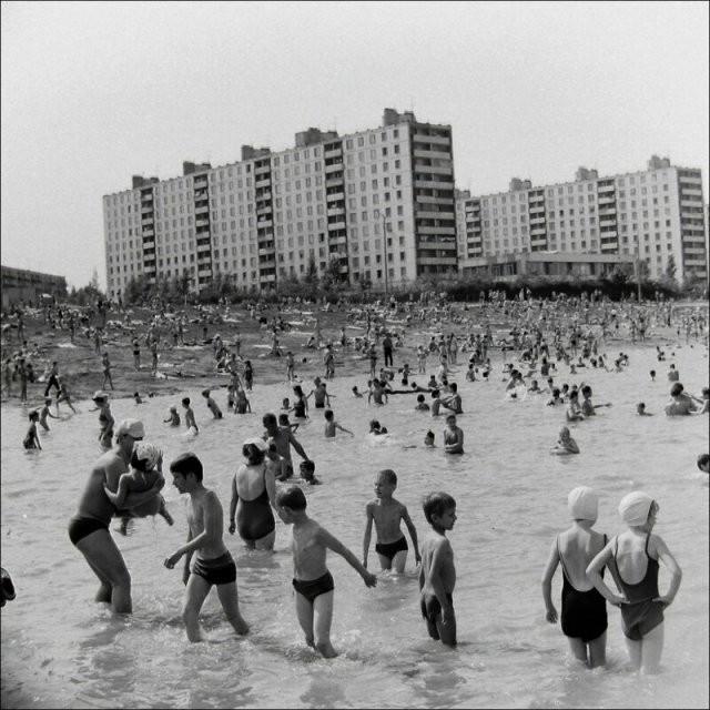 Москва 1960-1980-х годов (20 фото)