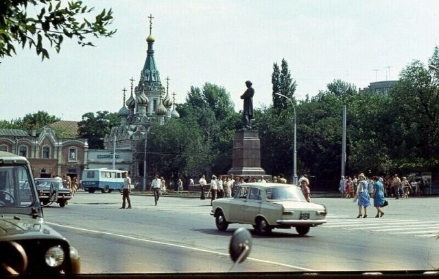 Фотографии из советского прошлого, навевающие воспоминания (20 фото)