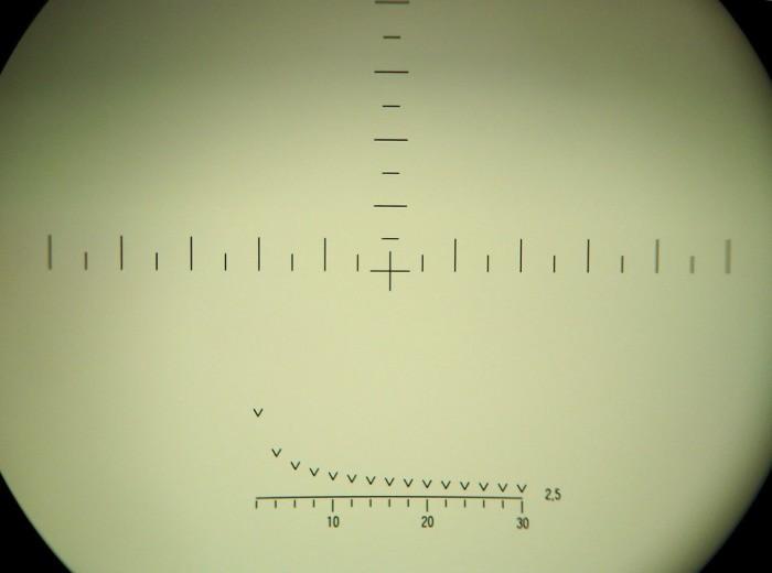 Простой способ определить расстояние при помощи бинокля (5 фото)