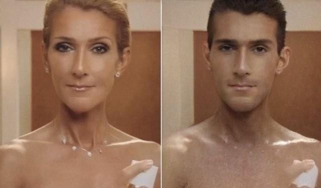 Пользователи создают мужские версии знаменитостей (14 фото)