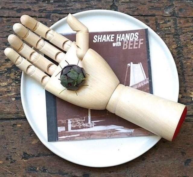 Безумные блюда в мишленовских ресторанах (17 фото)