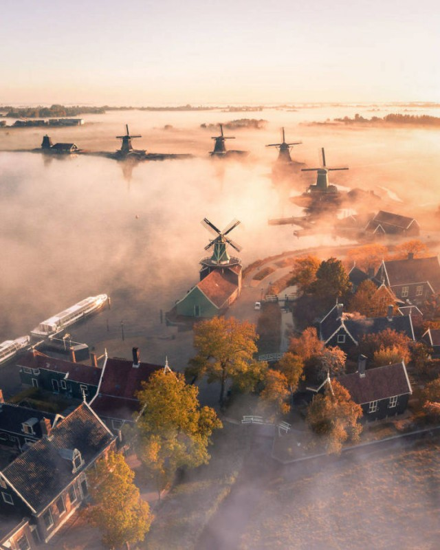 Лучшие работы фотоконкурса #Aerial2020 Contest (17 фото)