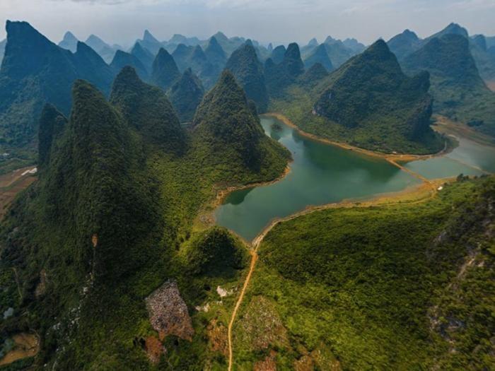 Красивейшие национальные парки планеты (12 фото)