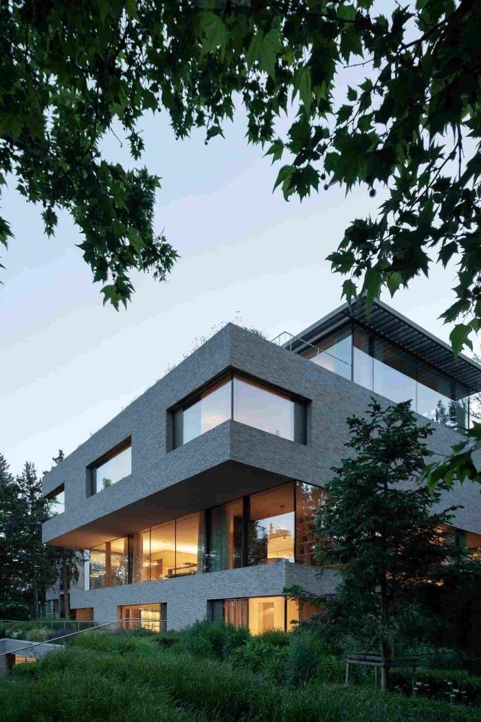 Современные пятиэтажки в Чехии (34 фото)
