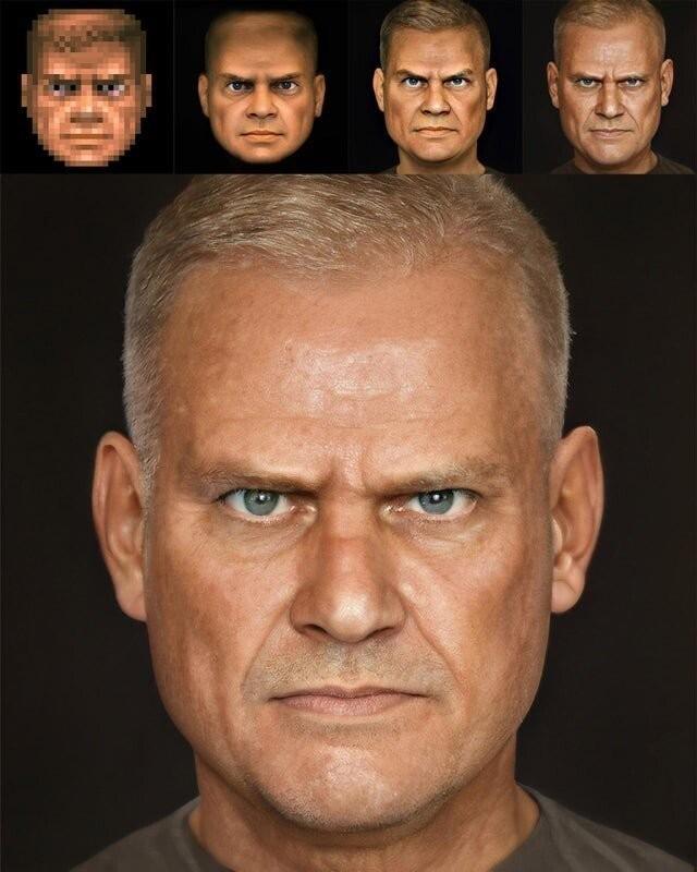 С помощью нейросети воссоздали лица исторических личностей (7 фото)