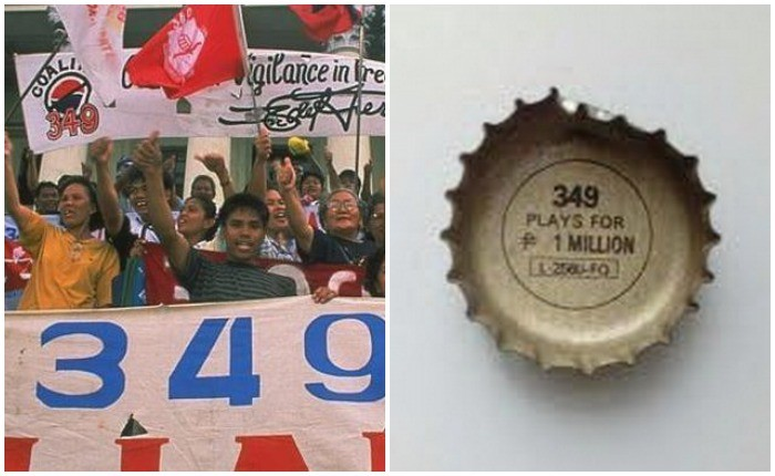Как из-за напитка «Пепси» начались уличные протесты на (8 фото)