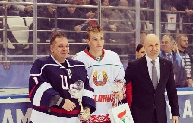 15-летний сын Александра Лукашенко Николай стал героем (6 фото)