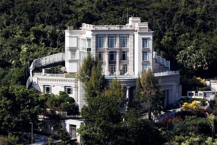 Самые необычные дома миллиардеров (8 фото)