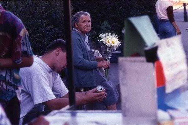 Подборка атмосферных фотографий из 90-х (22 фото)