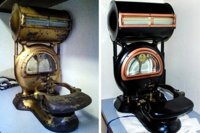 Удивительное превращение старого хлама в настоящие сокровища (20 фото)