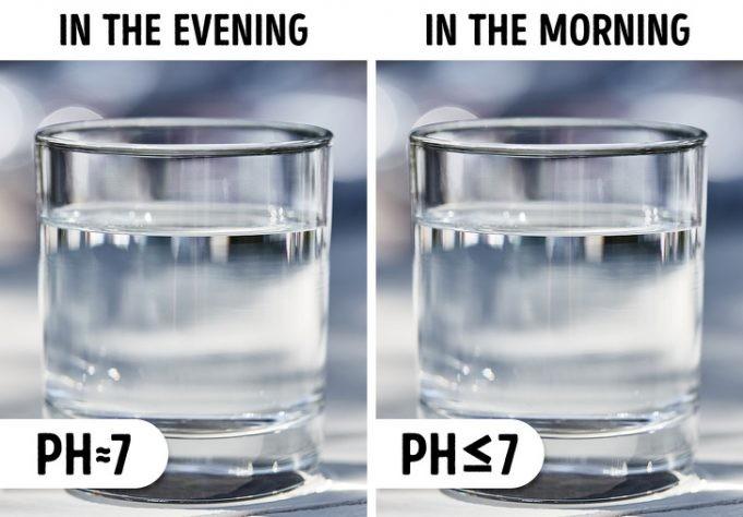 Почему утром нужно пить свежую воду (6 фото)