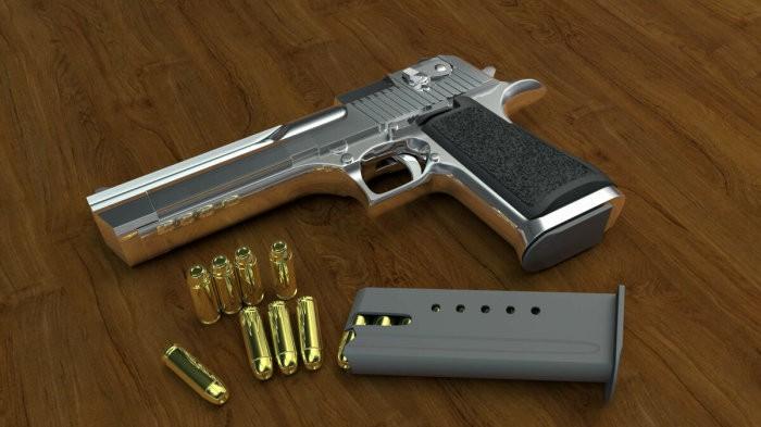 Пистолеты, способные пробить бронежилет (5 фото)