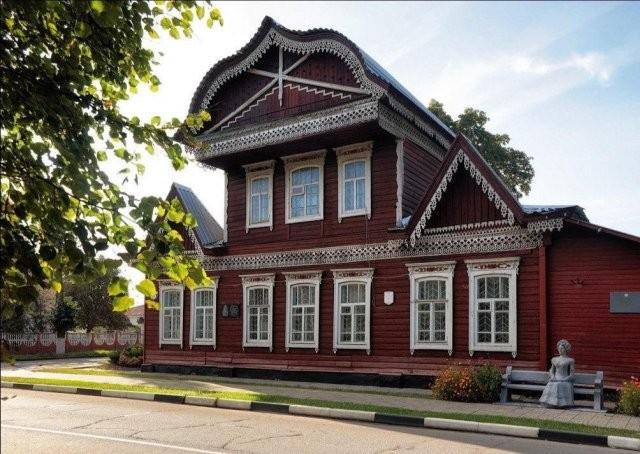 Деревянные строения России, сохранившиеся до наших дней (10 фото)