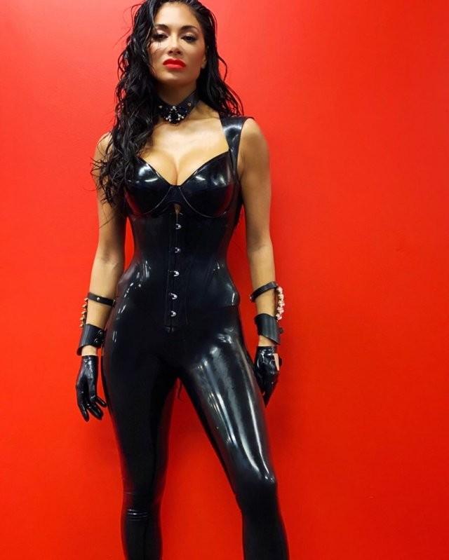 Николь Шерзингер из Pussycat Dolls - 42! (14 фото)