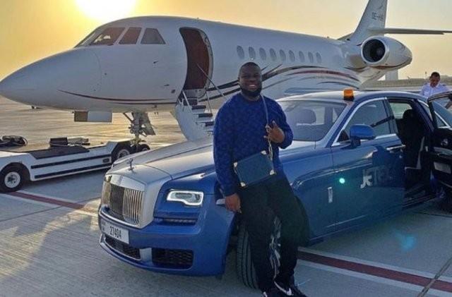 В Дубае арестовали звезду Instagram Раймонда Аббаса (21 фото)
