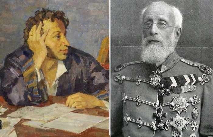 Как сложилась судьба старшего сына Пушкина (5 фото)