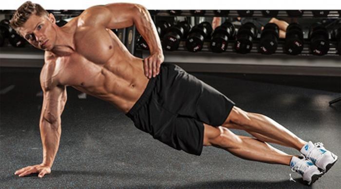 Как меняется тело, если делать планку каждый день (7 фото)