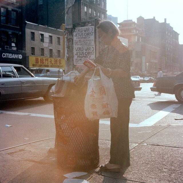 Фотографии Нью-Йорка 1980-х, напоминающие СССР (20 фото)