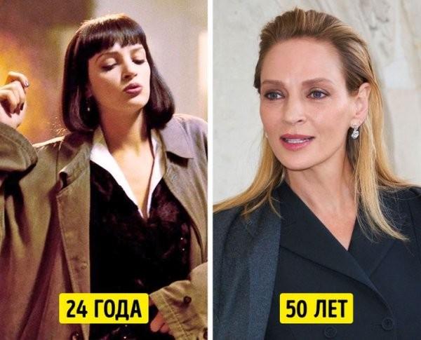 Знаменитости, которые в 2020 году отпразднуют 50-летние (17 фото)