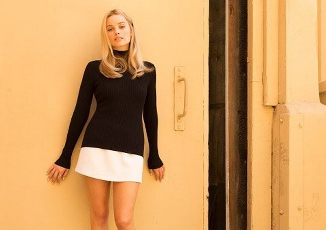 Девушка, которой очарованы Тарантино и Ди Каприо (12 фото)