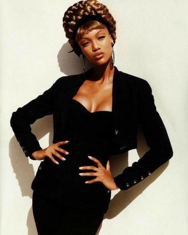 Без фотошопа: красивые девушки 90-х годов (10 фото)