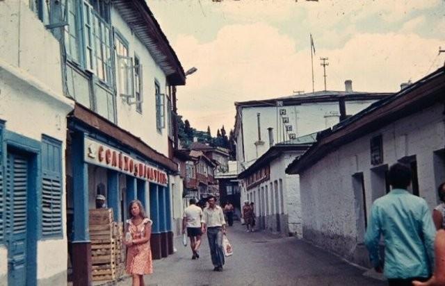 Крым в 1970-х годах (20 фото)