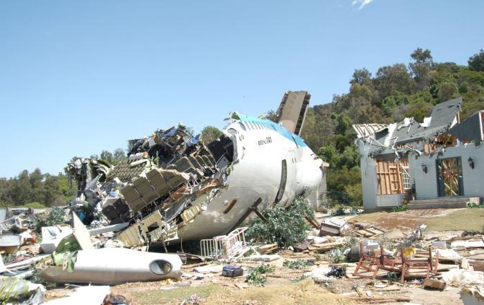 Из архива съемок «Война миров» 2005 (20 фото)