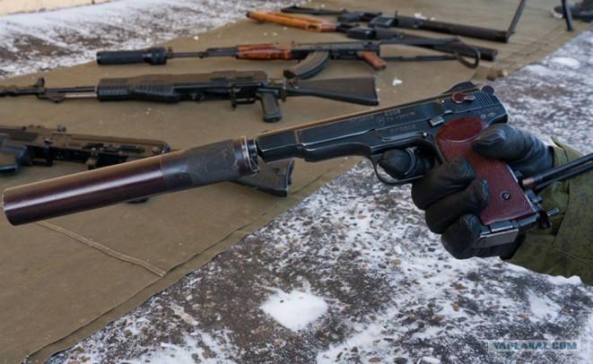 Любимое оружие офицеров и Че Гевары (2 фото)