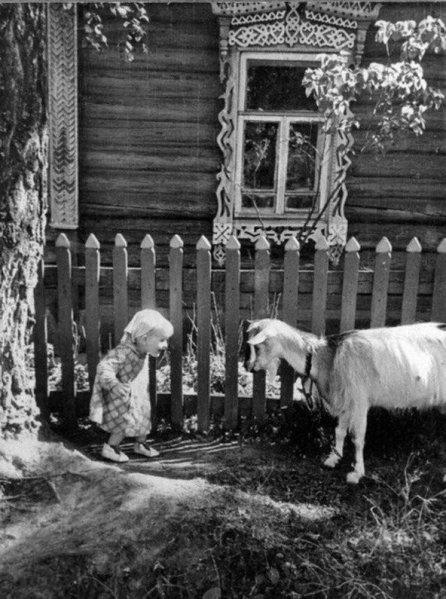 """""""Яркие"""" черно-белые фотографии (12 фото)"""