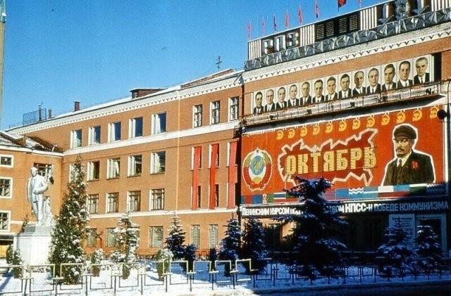 Фотографии из СССР, навевающие воспоминания (20 фото)