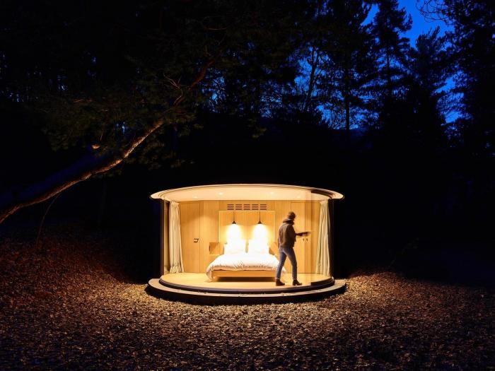 Компактный модульный дом во французских Альпах (15 фото)