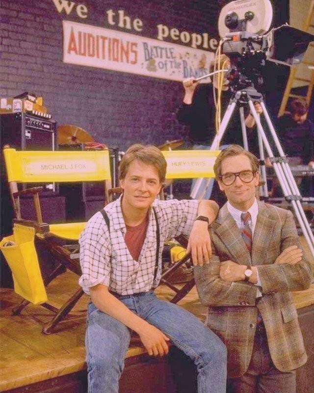 Архивные фотографии знаменитостей 80-90-х годов (14 фото)