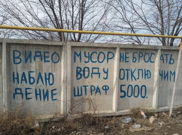 Смешные вывески и надписи, которые нельзя прочесть правильно (14 фото)