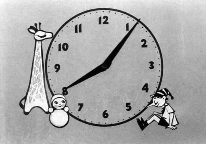 Что происходило за кадром передачи «Спокойной ночи, малыши!» (12 фото)