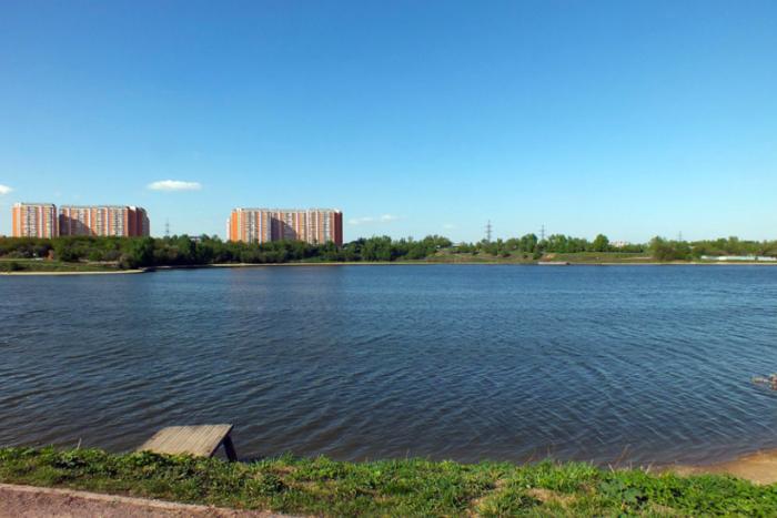 10 мест в Москве, которые заменят вам пляж (11 фото)
