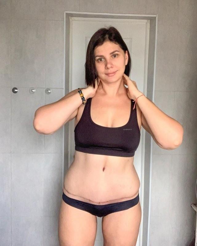 Блогер Марина Балмашева – похудела на 60 килограммов (19 фото)