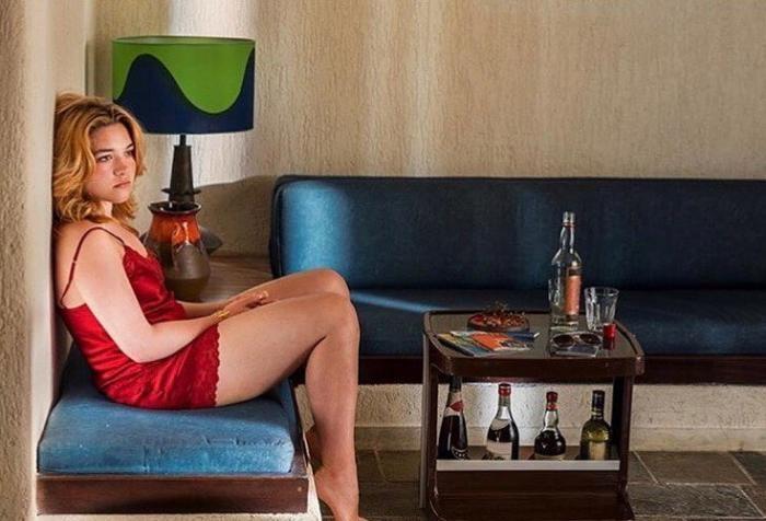 Флоренс Пью заменит Скарлетт Йоханссон в киновселенной Marvel(13 фото)